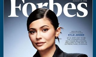 kylie jenner miliardaria cosmetici forbes