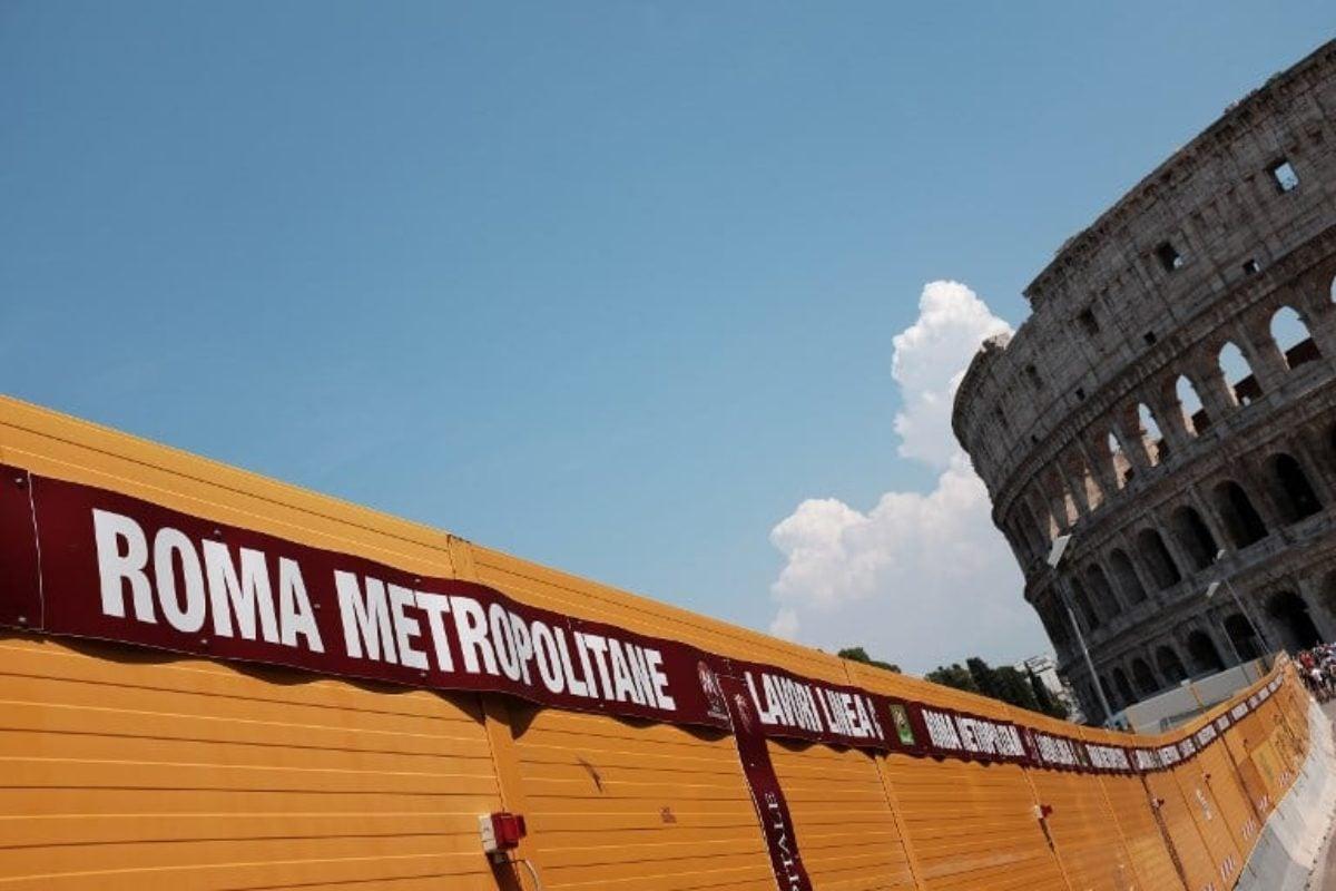 metro c roma alemanno