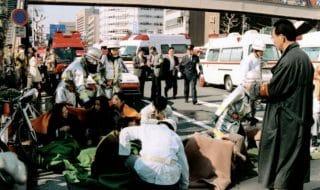 attentato metropolitana tokyo