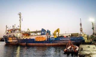 nave seawatch bloccata malta