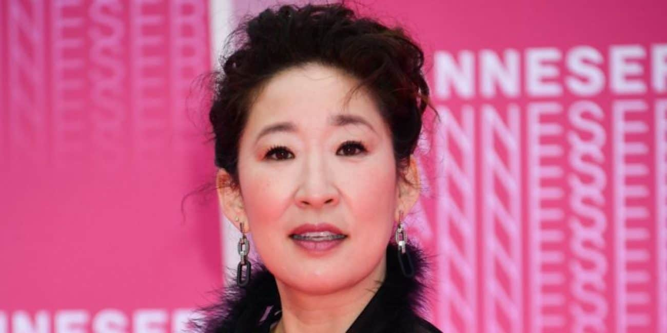 sandra oh emmy awards