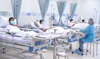 ragazzi thailandia lasciano ospedale