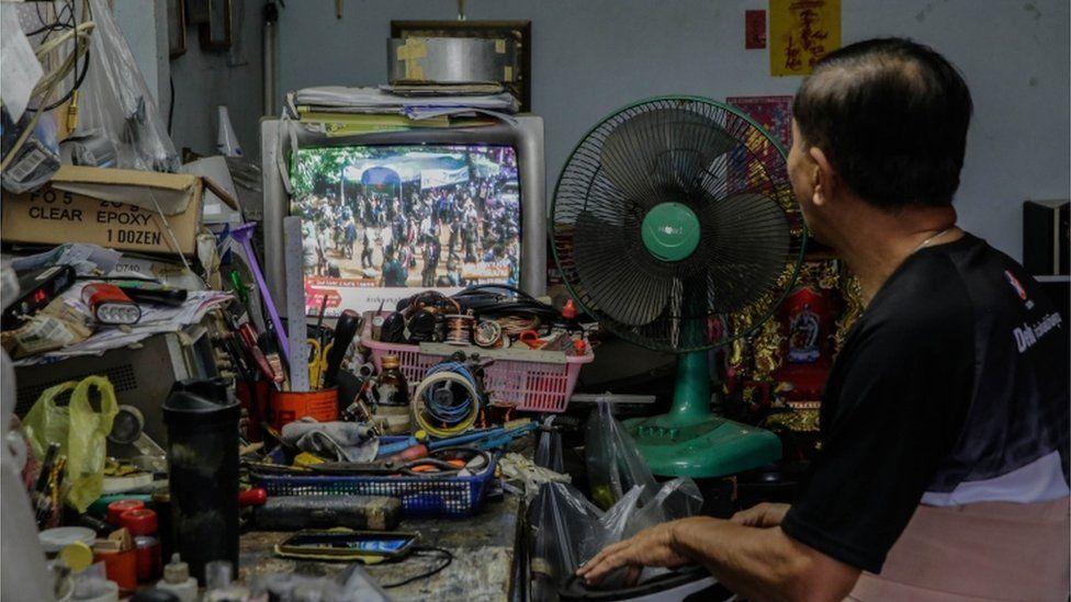 operazioni soccorso ragazzi thailandia