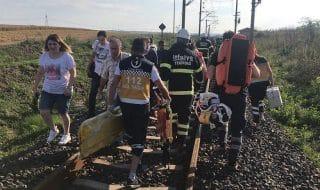 turchia treno deraglia morti