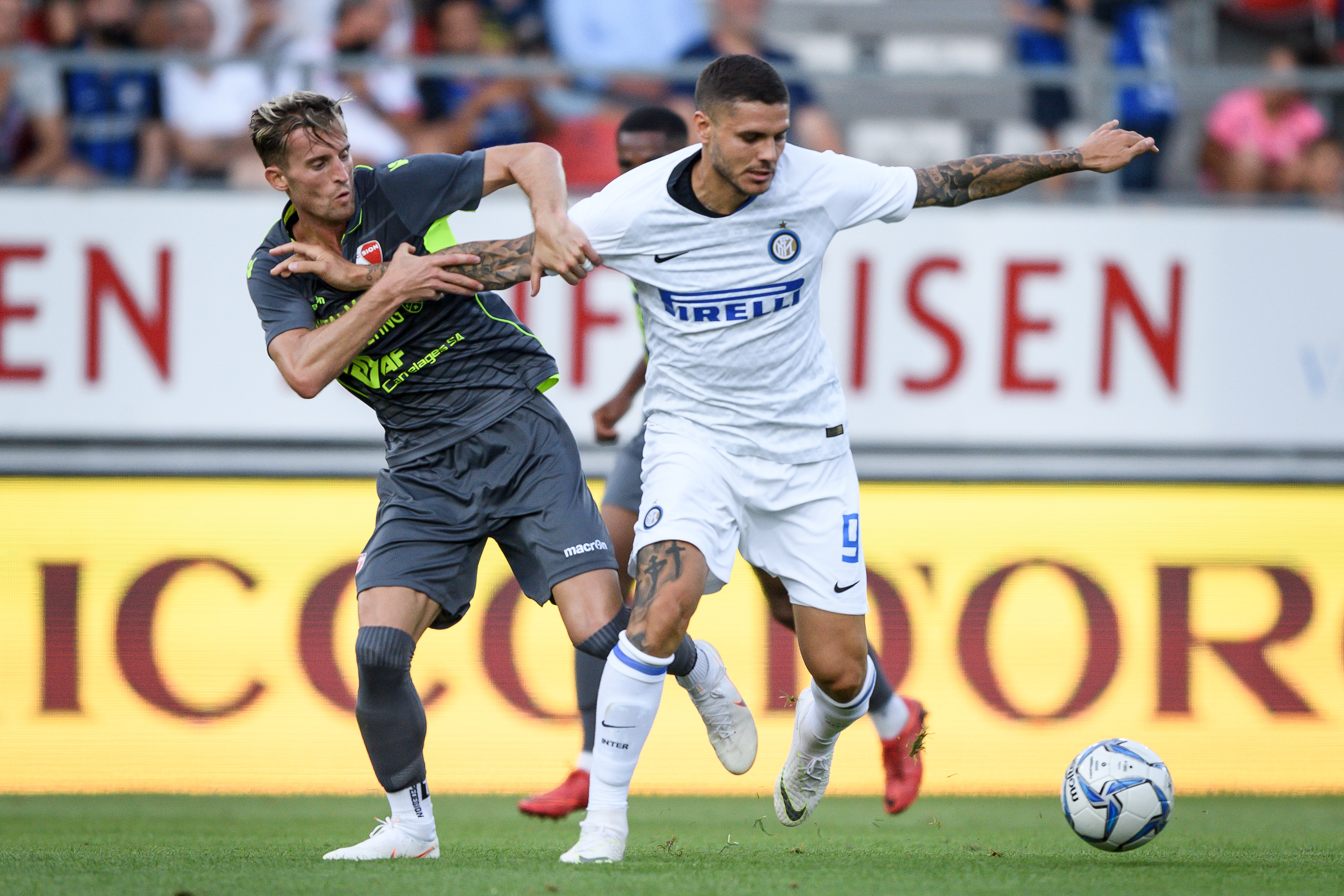 Atletico Madrid Inter diretta streaming