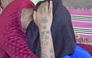 17enne rapita torturata marocco