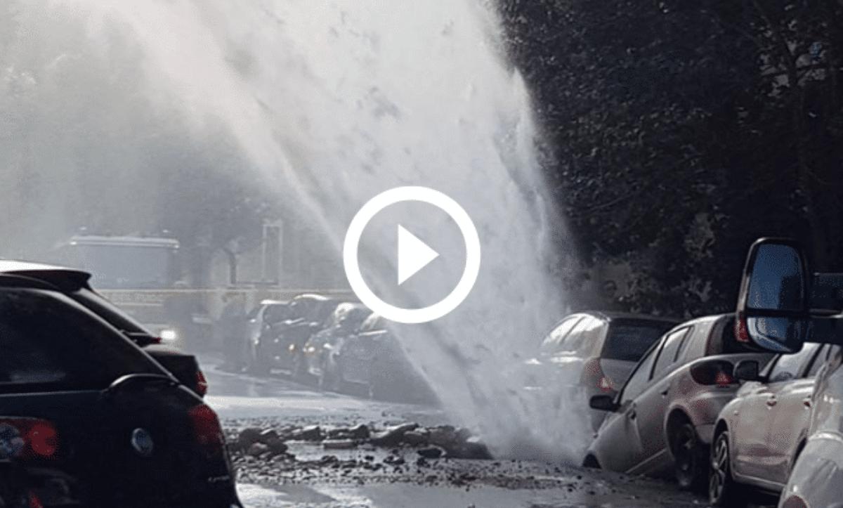 roma tubatura geyser monteverde