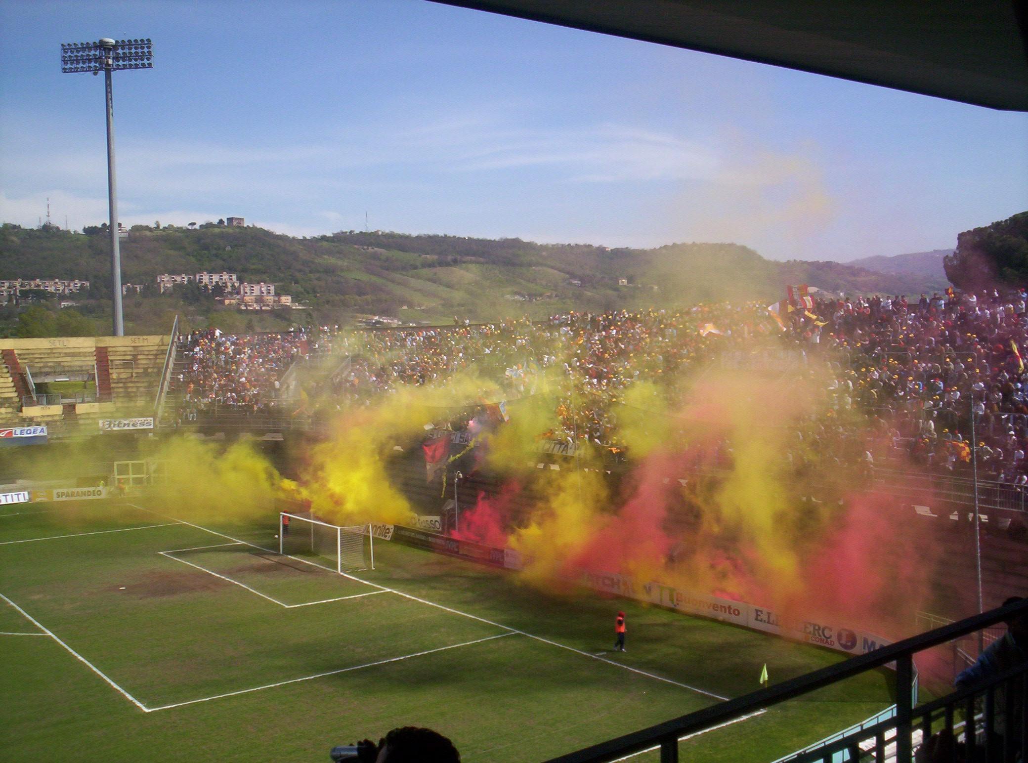 Benevento-Lecce streaming