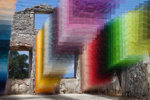 paxos installazione arte