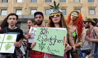 Georgia legalizzazione cannabis