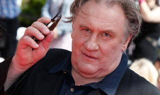 Gerard Depardieu accusa stupro
