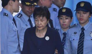 corea del sud corruzione condanna park