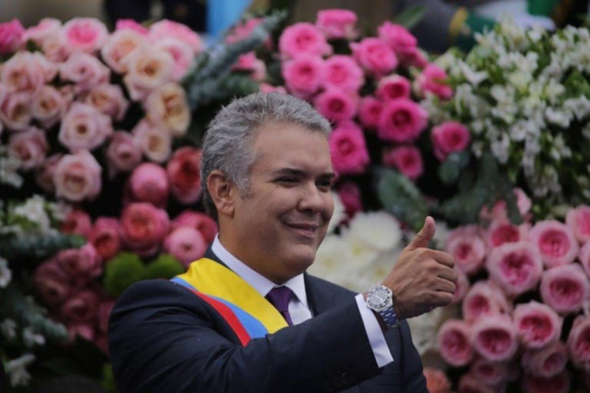 Duque Colombia