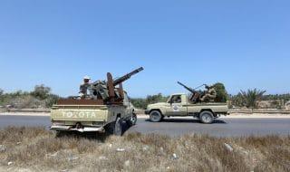 Libia scontri milizie