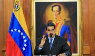 Venezuela Maduro attentato