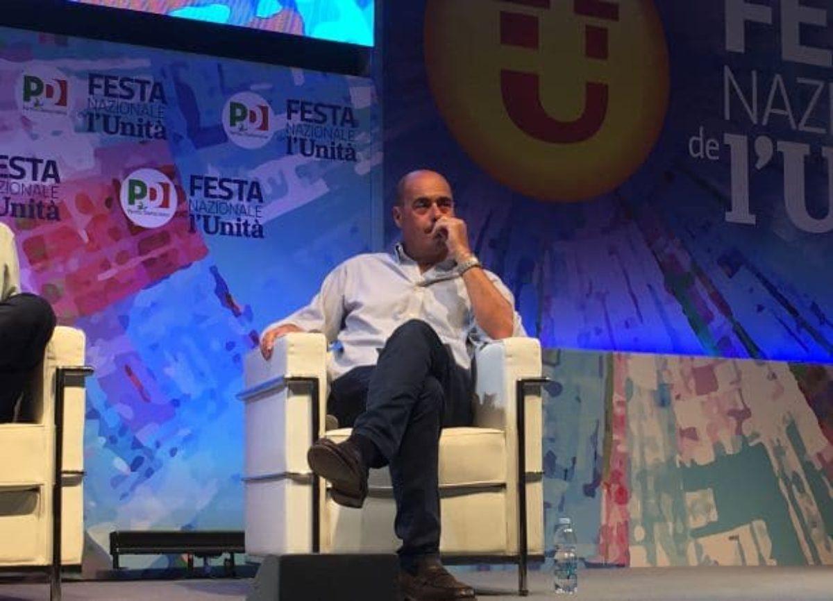 zingaretti PD segretario candidatura