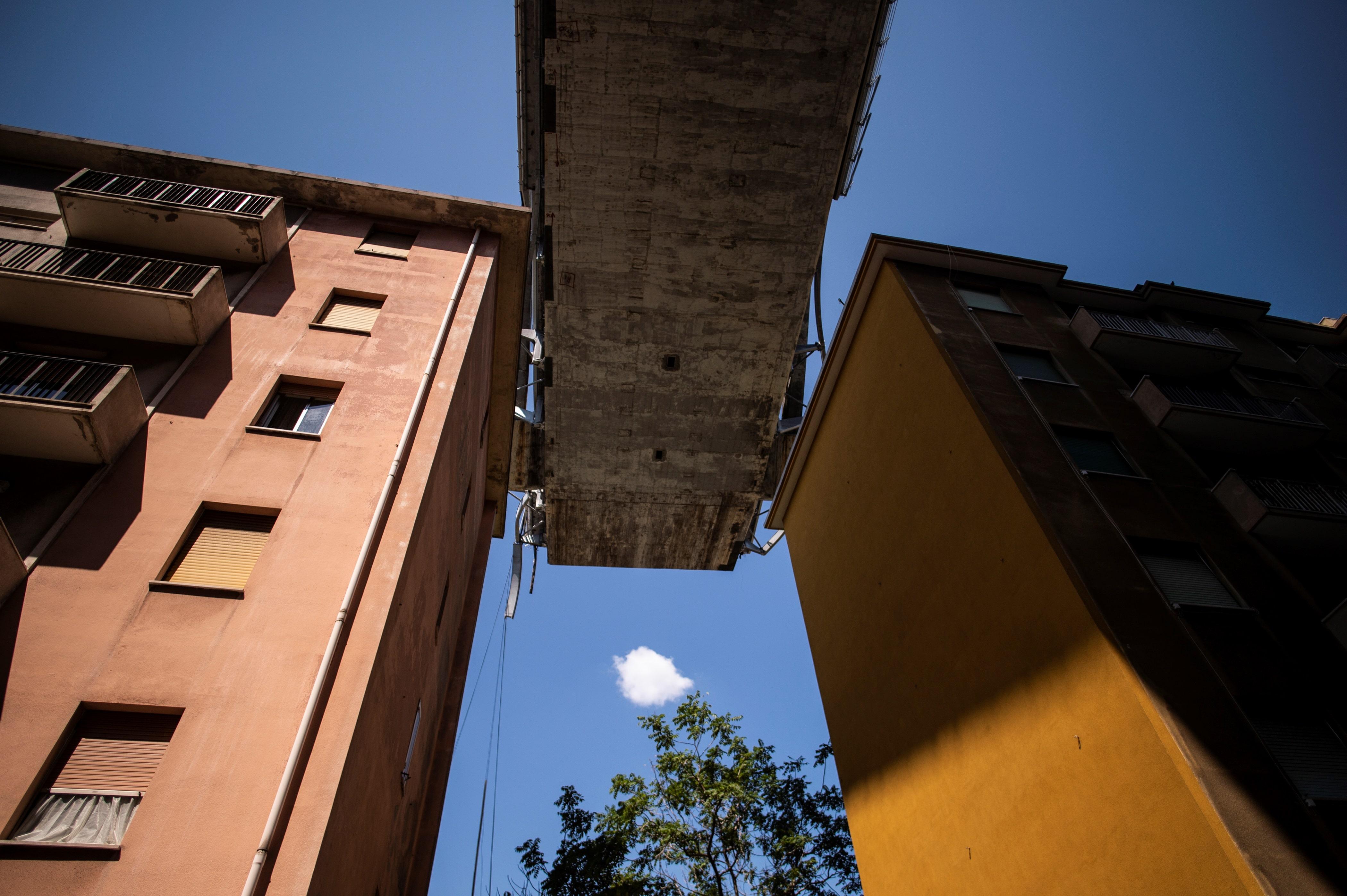 Ponte Morandi scricchiolii