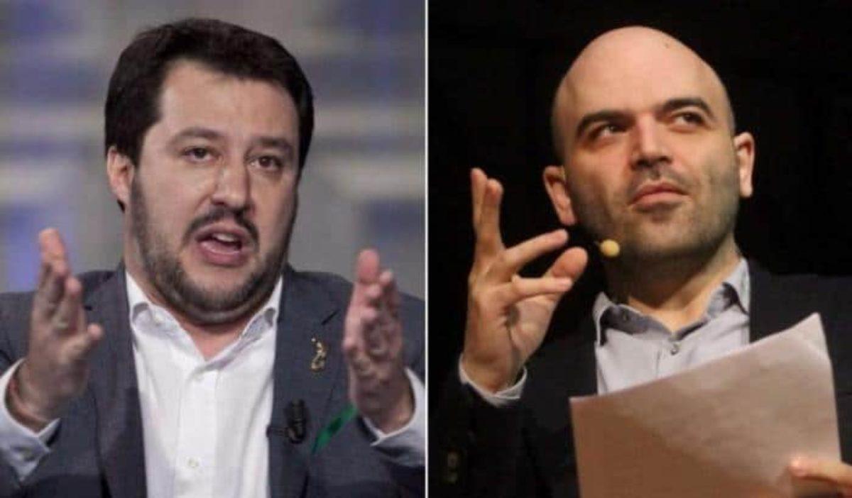 Salvini Saviano Diciotti