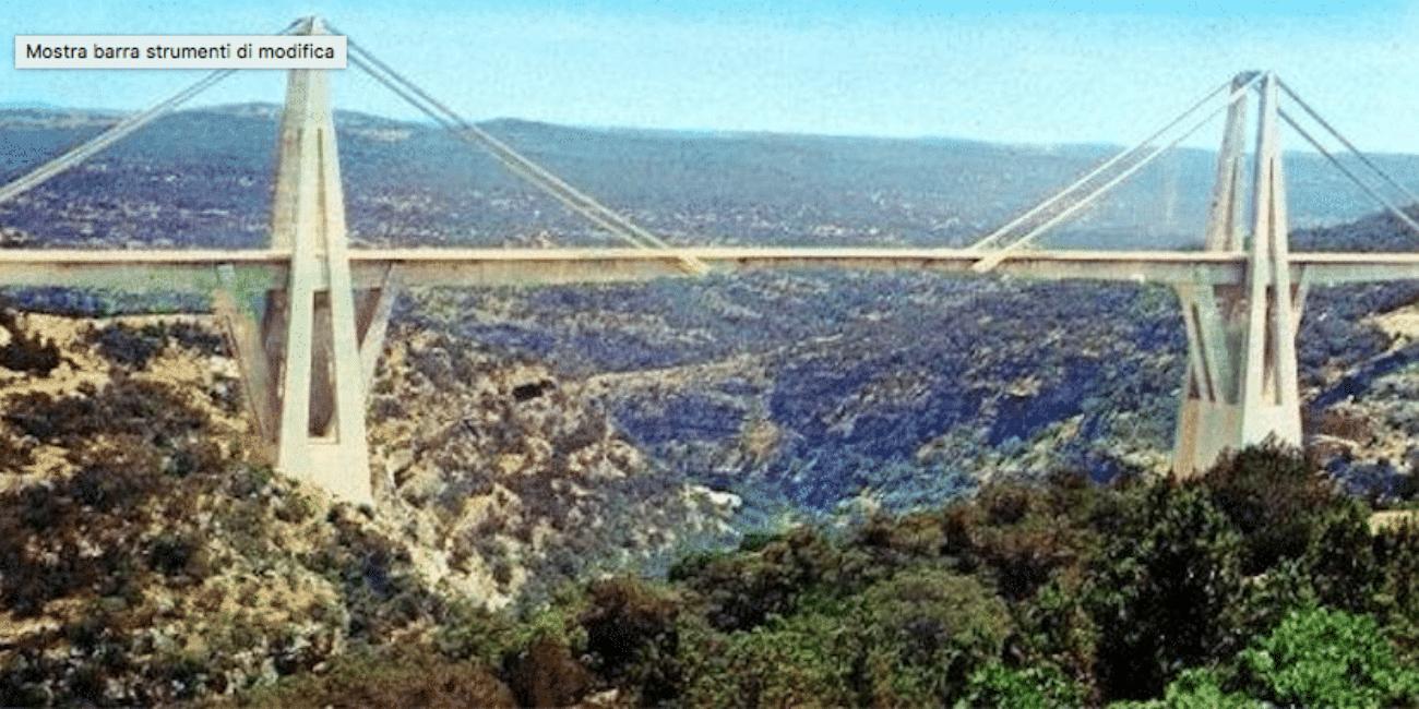 ponte morandi libia chiuso