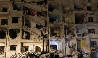 Siria offensiva Idlib