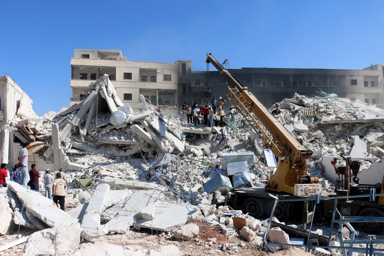 Siria news