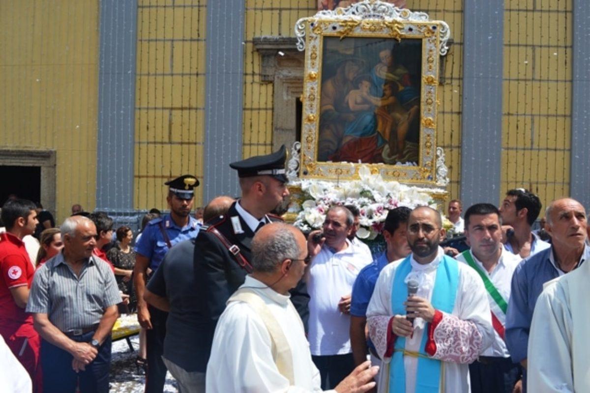 Calabria madonna boss ndrangheta