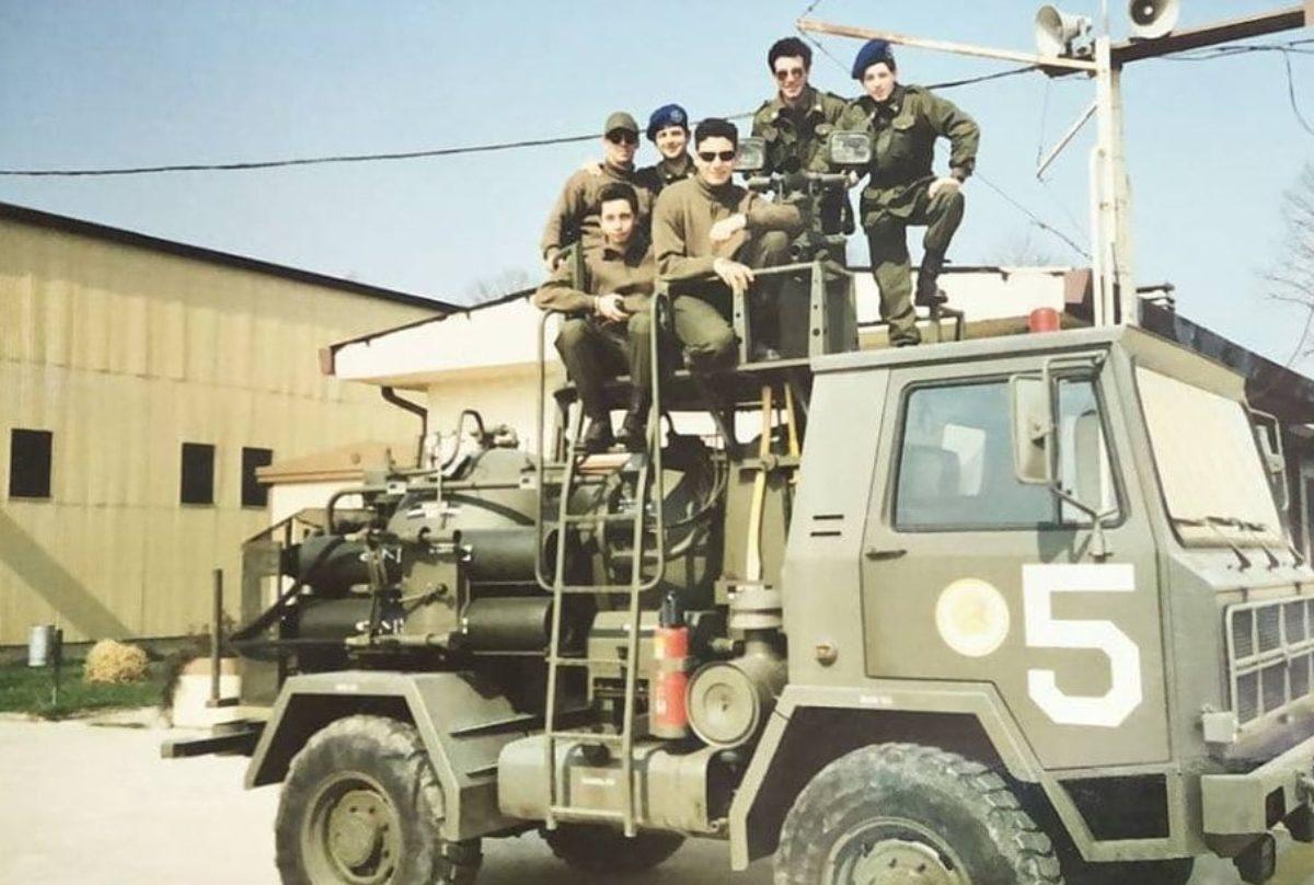 servizio militare obbligatorio
