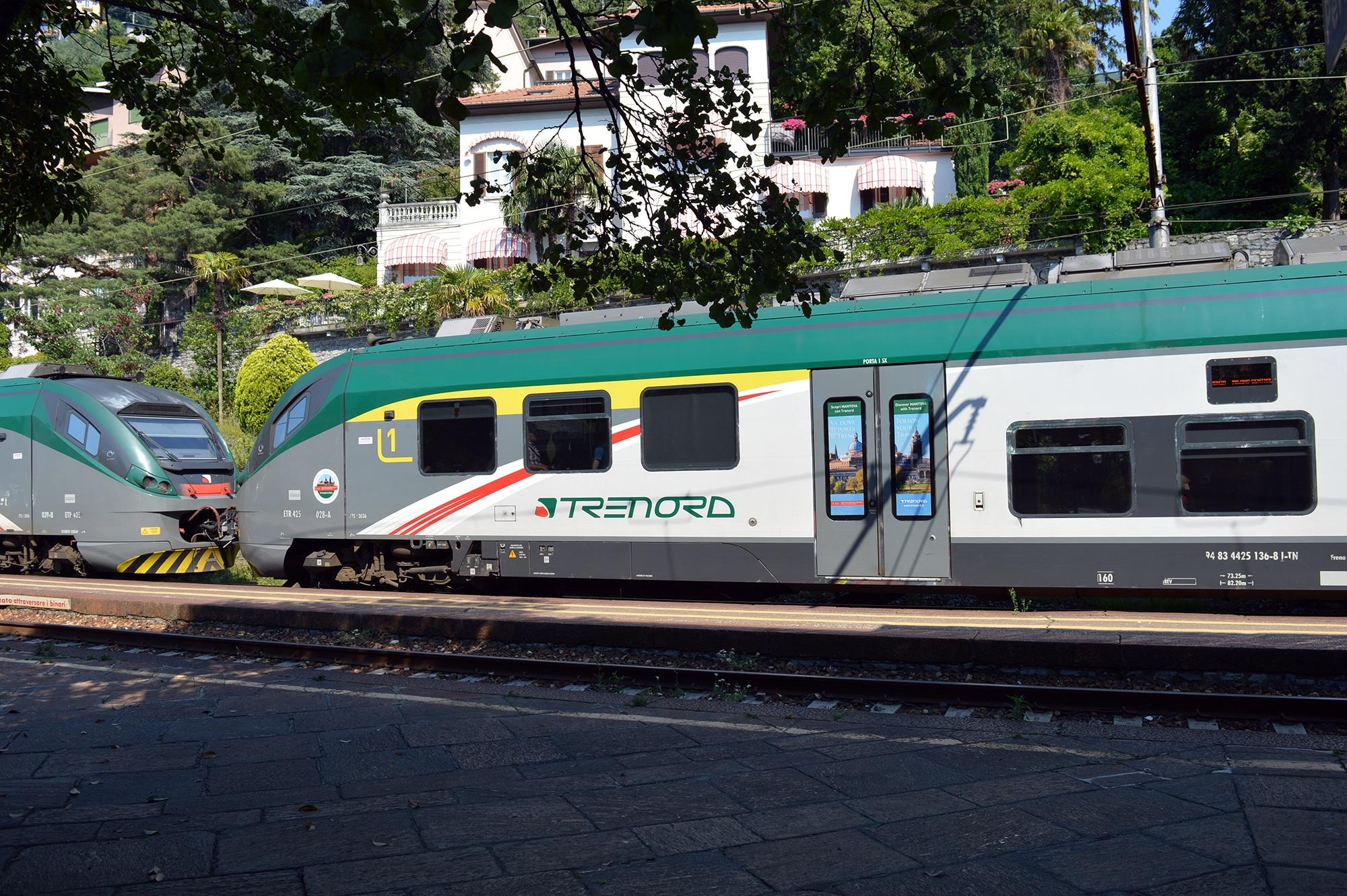 annuncio treno zingari