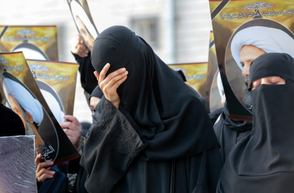 attivista donna saudita