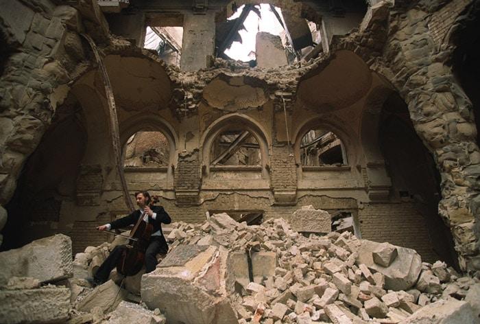 assedio sarajevo università