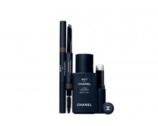 chanel makeup uomo