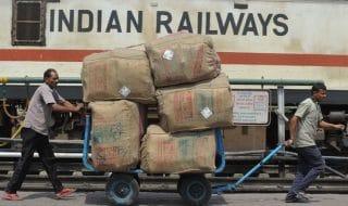Ferrovie India maxi concorso