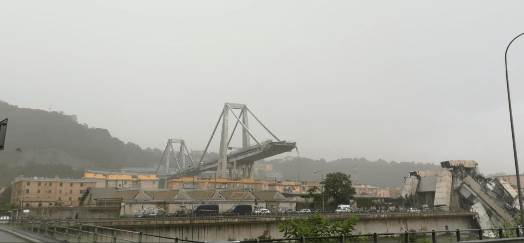 documento crollo ponte morandi favoletta