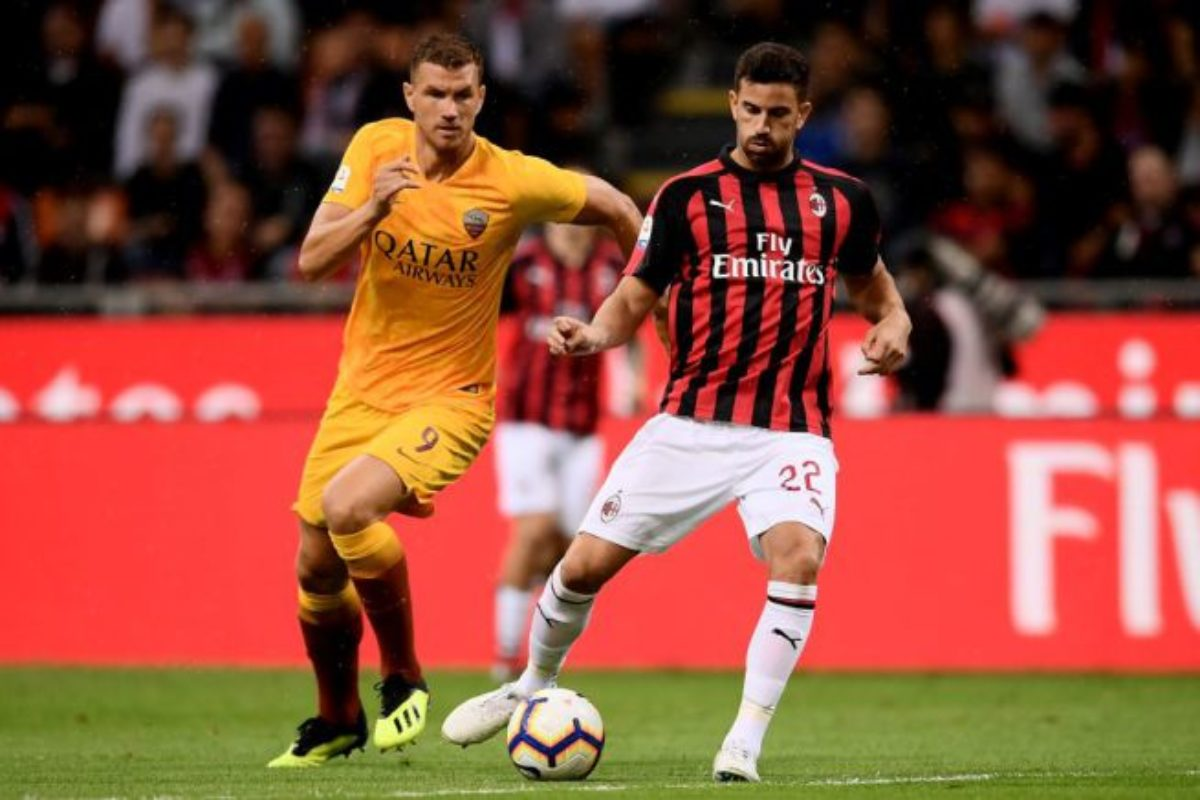 Milan Roma diretta live in tempo reale