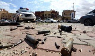 libia scontri milizie msf