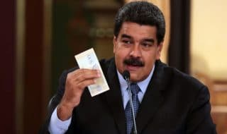 venezuela nuova moneta