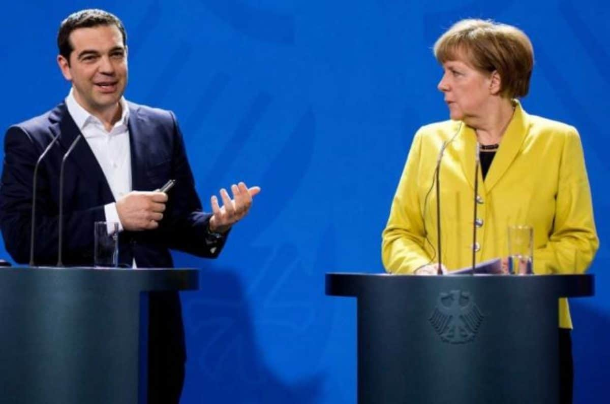 accordo germania grecia respingimenti