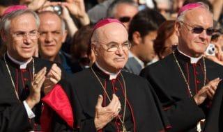 mons viganò lettera al papa