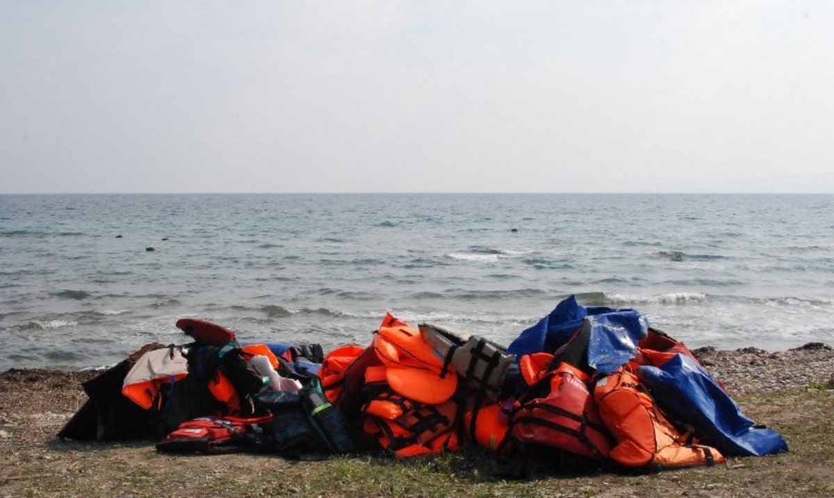 migranti naufragio mar egeo