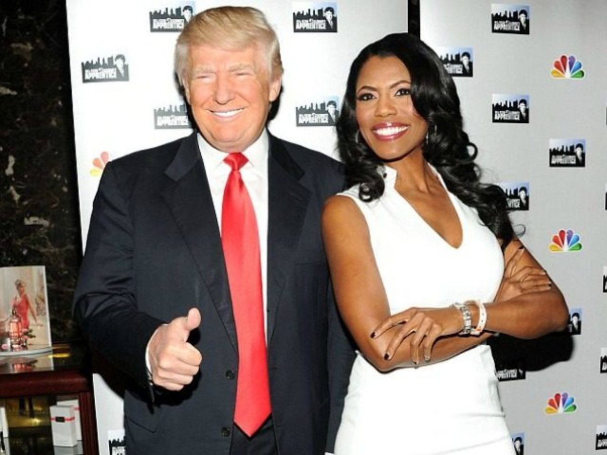 omarosa audio trump