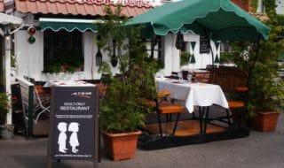 ristorante tedesco vieta bambini