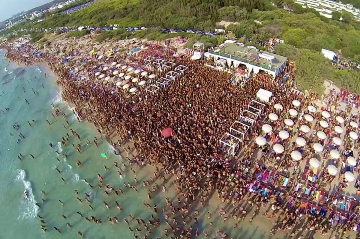 samsara beach gallipoli chiude