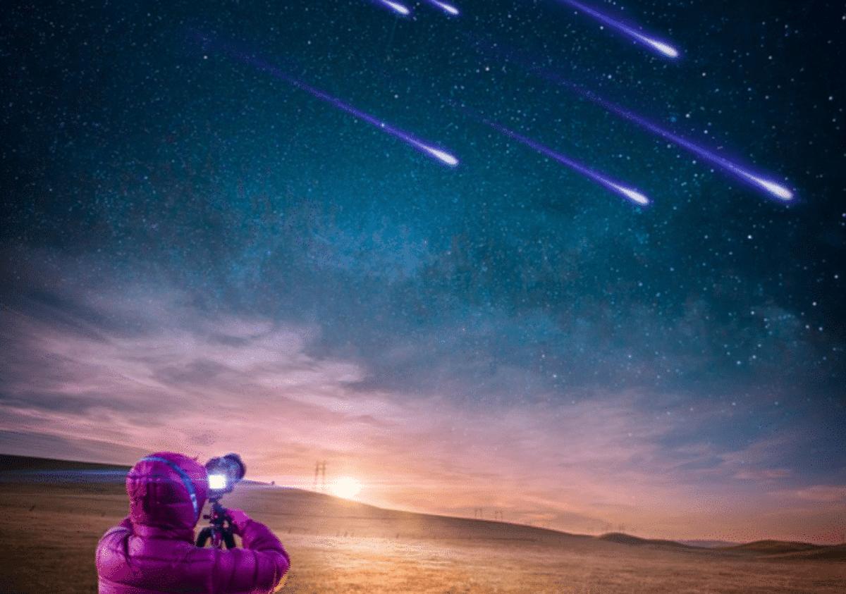 la notte delle stelle cadenti 2018
