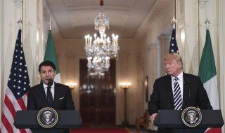 trump debito pubblico italia