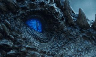 game of thrones drago ghiaccio