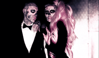 zombie boy lady gaga messaggio morte