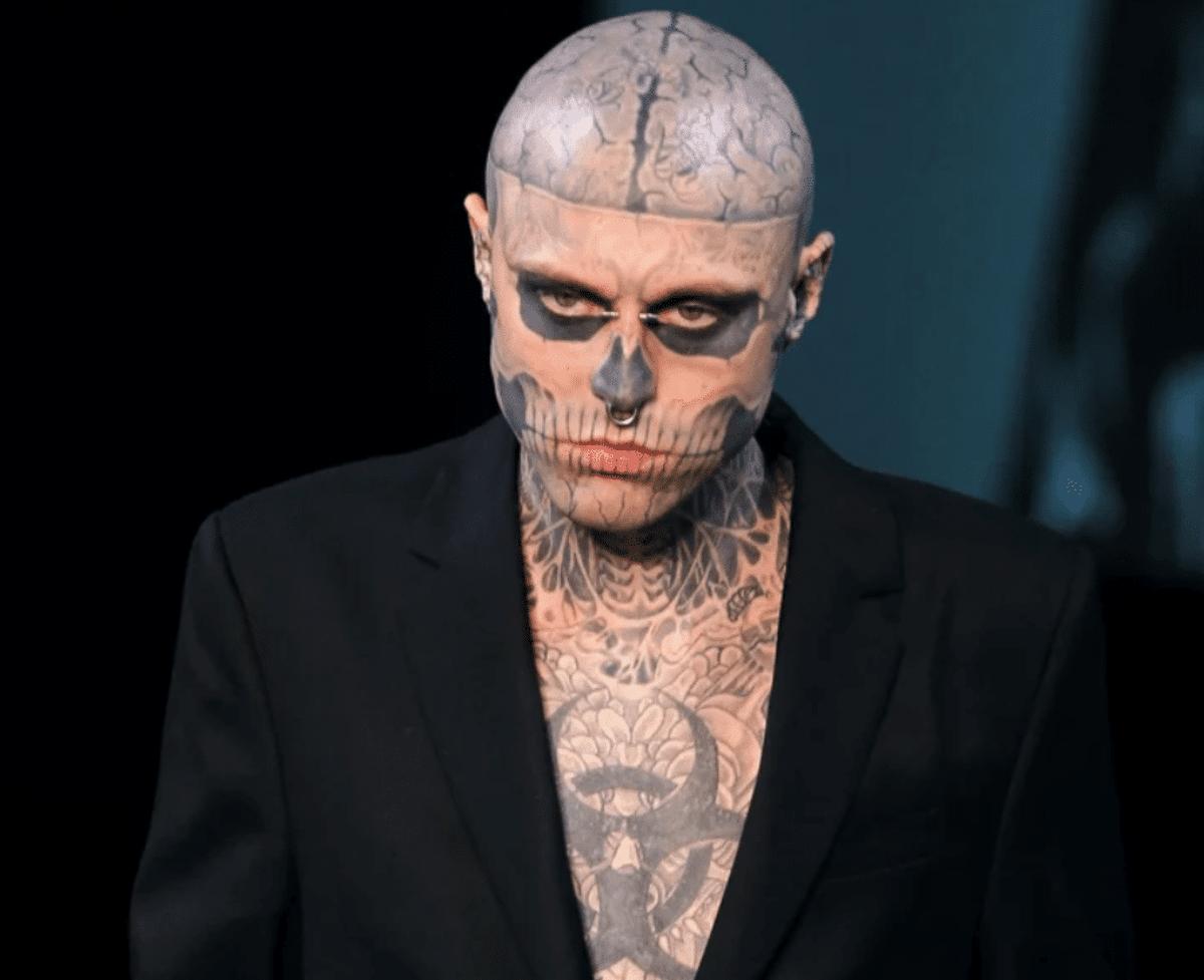 zombie boy morto