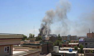 afghanistan attentato manifestanti
