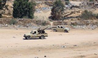 libia violato cessate il fuoco