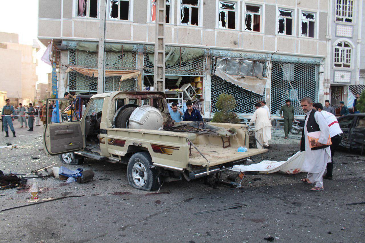 afghanistan attentati